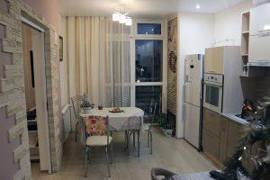 Ремонт двухкомнатной квартиры в новостройке 41 кв.м.