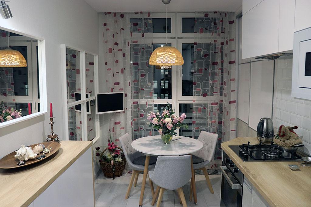 Ремонт двухкомнатной квартиры в новостройке 69 кв.м.